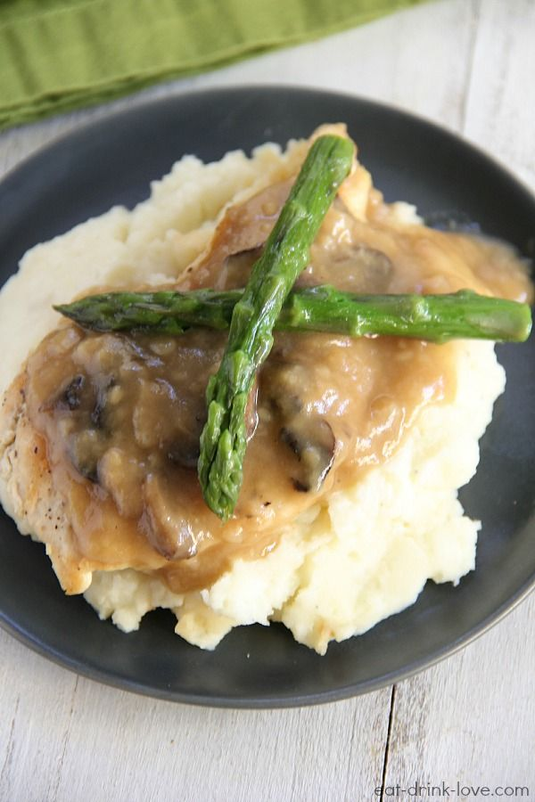 Chicken Madeira » Just like The Cheesecake Factory, but with half the fat and calories!