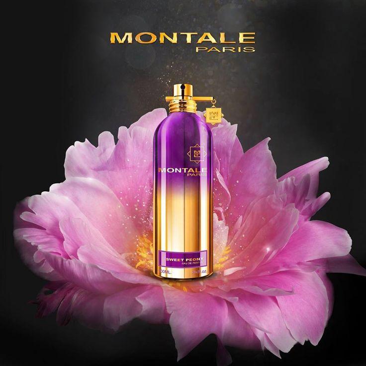Sweet Peony MONTALE #montale #sweetpeony