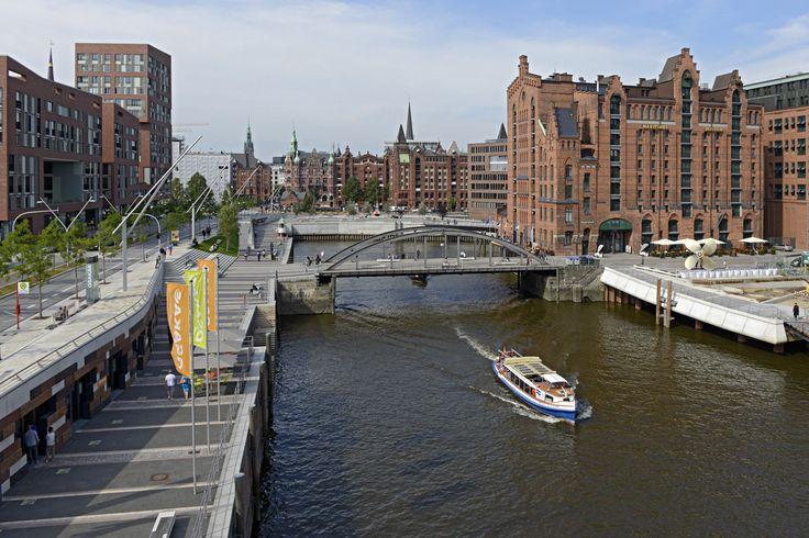 Zwischen Magdeburger Hafen im Westen, Brooktorhafen im Norden und dem Lohsepark im Osten entsteht ein ökologisch besonders nachhaltiges Wissensquartier.