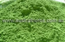 Barley / Wheat Grass Blend Organic Powder