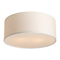 "ALÄNG Ceiling lamp - 14 "" - IKEA ($29.99) want 2 for hall lights"