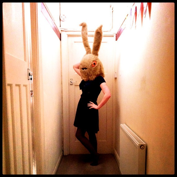 March Hare Mask