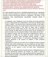"""ESATTAMENTE TREANNI FA:  OGGI TUTTO CONSULTABILE IN MODO ORDINATO SFOGLIANDO LA UNICA PAGINA IN FRAME """"MENU' ALL IN ONE"""" DEL BLOG CAPOFILA ORDINANTE     o  https://t.co/Smve4GuPlN MEMORIA ESPOSTO FINALE del 3 Novembre 2012. UN ORDITO FANTAPOLITICO ORWELLIANO SI RIVELA THRILLER NOIR https://www.evernote.com/shard/s207/sh/7db540fd-af31-4268-afde-16826be74e5c/a28cd99de7a4c1dcbc1ce8bc69a147a3"""