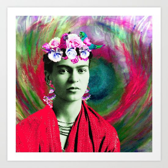 #TShirt #FridayFeeling #friyay #frida #sale #Society6 #stylish #onlineshopping #styles #boutique #love #art #freedom https://society6.com/product/frida-love498529_print#s6-7113476p4a1v45