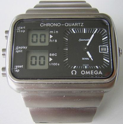 The Omega Montreal Watch