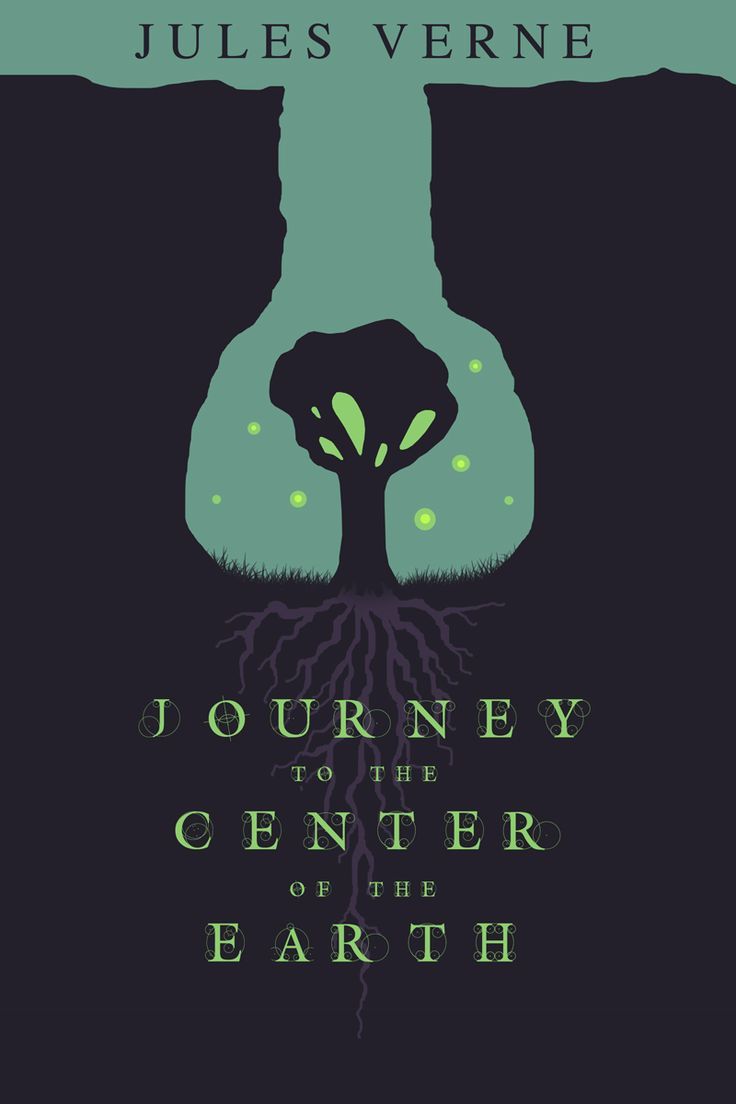 Journey of the Center of the Earth - Jules Verne