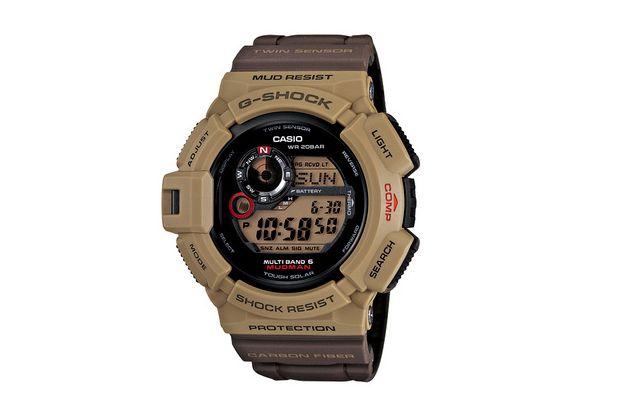 Casio G-Shock GW-9300ER-5JF Mudman.