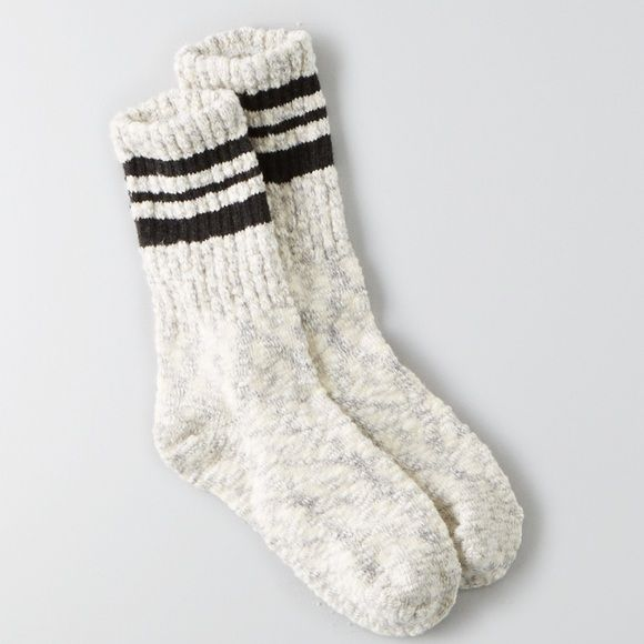 New American Eagle Women's Crew Socks Brand new American Eagle Outfitters Accessories Hosiery & Socks