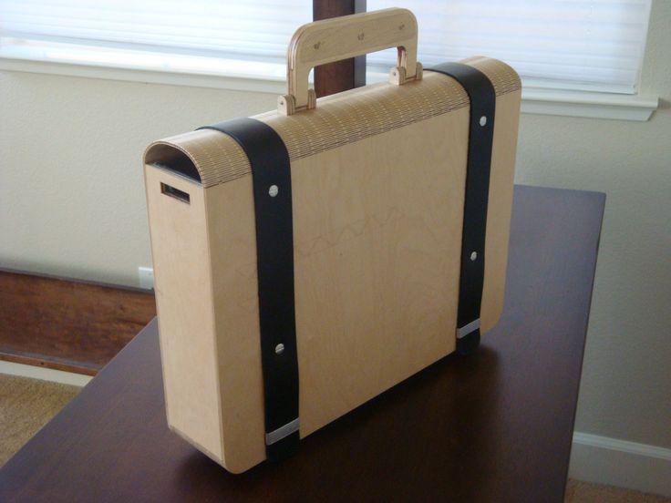 living hinge pattern - Buscar con Google