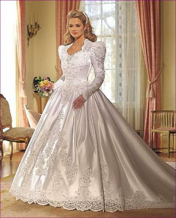 387 best 1980\'s wedding dress images on Pinterest | Vintage wedding ...