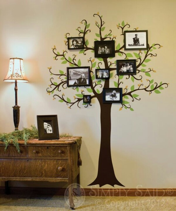 Simply Said Family Tree