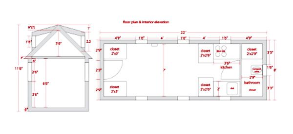 Best 25 Small House Plans Free Ideas On Pinterest Tiny Living And