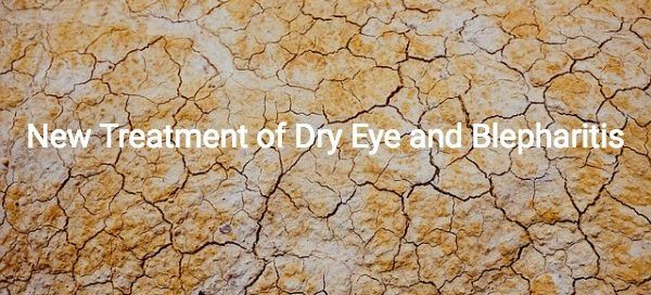 New Treatment for Dry Eye and Blepharitis in Children and Adults