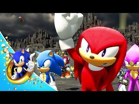 Sonic Forces si svela nel suo trailer di lancio https://www.sapereweb.it/sonic-forces-si-svela-nel-suo-trailer-di-lancio/        A meno di un giorno dalla sua uscita in Europa, Sega ha rilasciato il trailer di lancio di Sonic Forces, l'ultimo titolo dedicato alla serie del porcospino blu. Sonic Forces – Launch Trailer Vi lasciamo al video:  Sonic Forcesgiungerà in Europa dal 7 Novembre 2017 e sarà disp...
