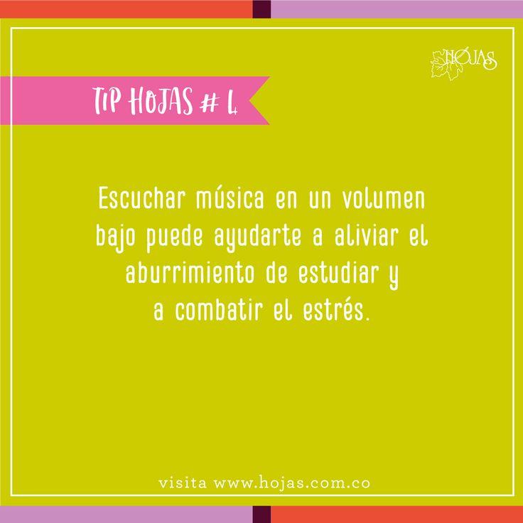 Nos encanta la música!