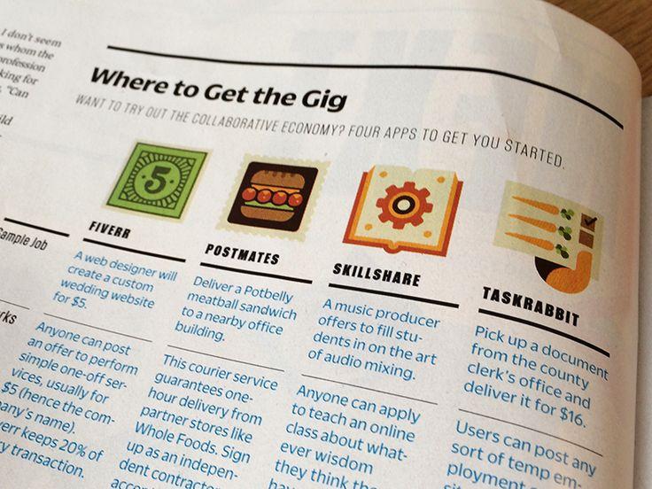 Fast Company Magazine. by Tim Boelaars