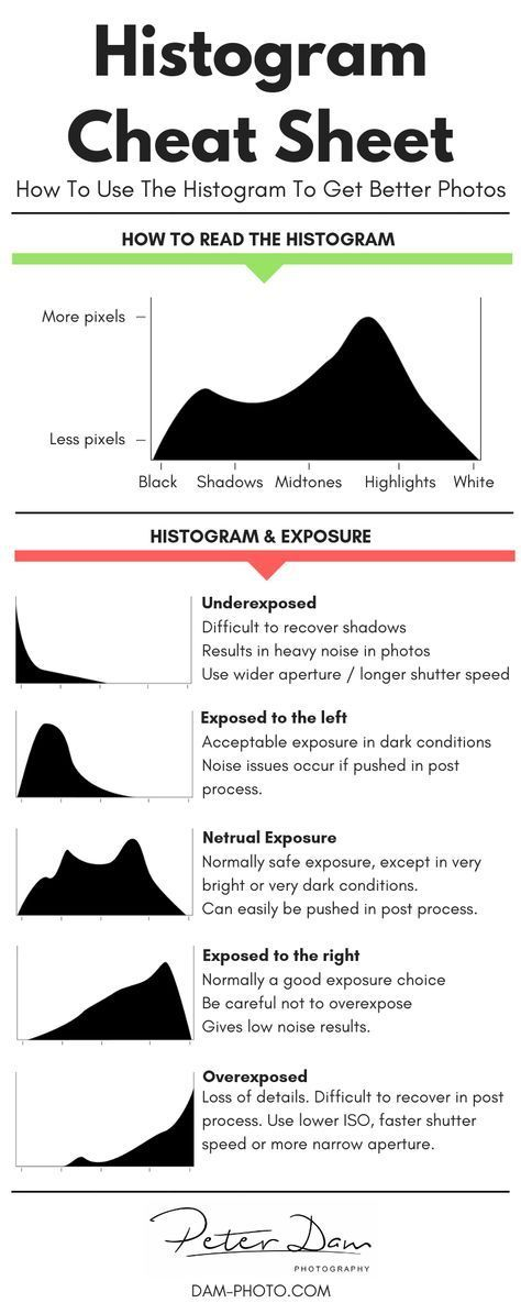 How To Use The Histogram To Capture Better Photos (Updated 2019) – Jennifer K.