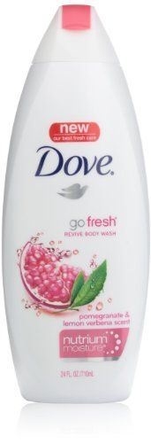 Dove go fresh Pomegranate and Lemon Verbena Scent Revive Body Wash, 24 Ounce (Pack of 2) - http://www.specialdaysgift.com/dove-go-fresh-pomegranate-and-lemon-verbena-scent-revive-body-wash-24-ounce-pack-of-2/