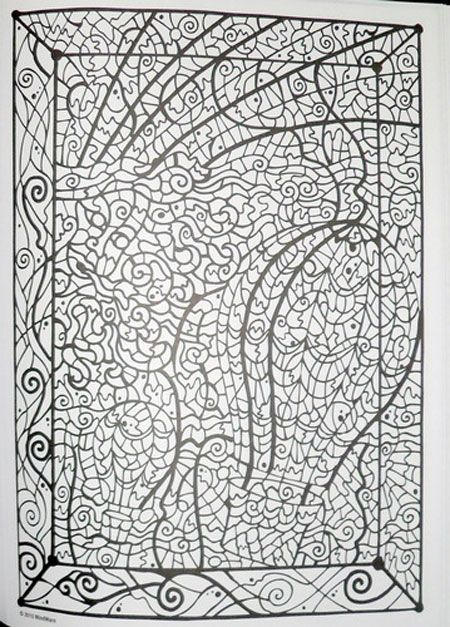 mindware free coloring pages - photo#22