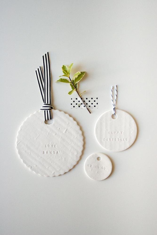 100均の紙粘土で手作り!簡単ハンドメイドのオーナメントを作ろう♪   CRASIA(クラシア)