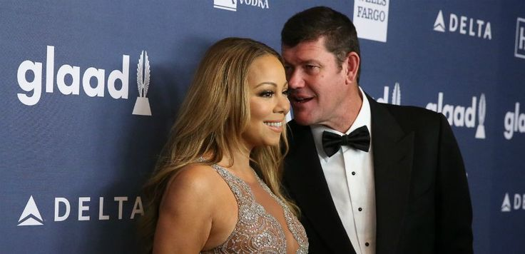 Mariah Carey Gets Millions And 35-Carat Engagement Ring In Quiet Settlement With Billionaire Ex James Packer - The Inquisitr #757Live