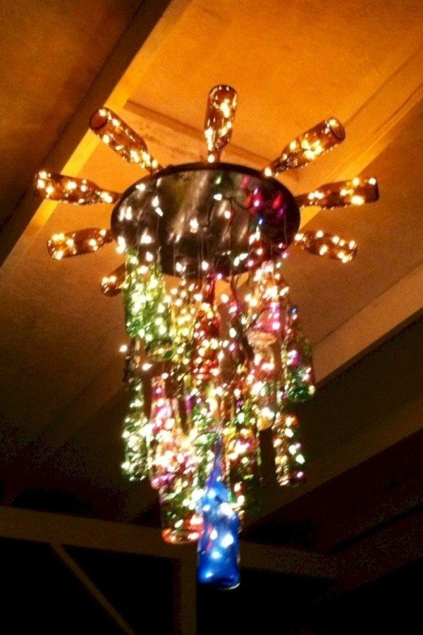 Creative Diy Chandelier Ideas That Will Light Your Home 41 1 Diy