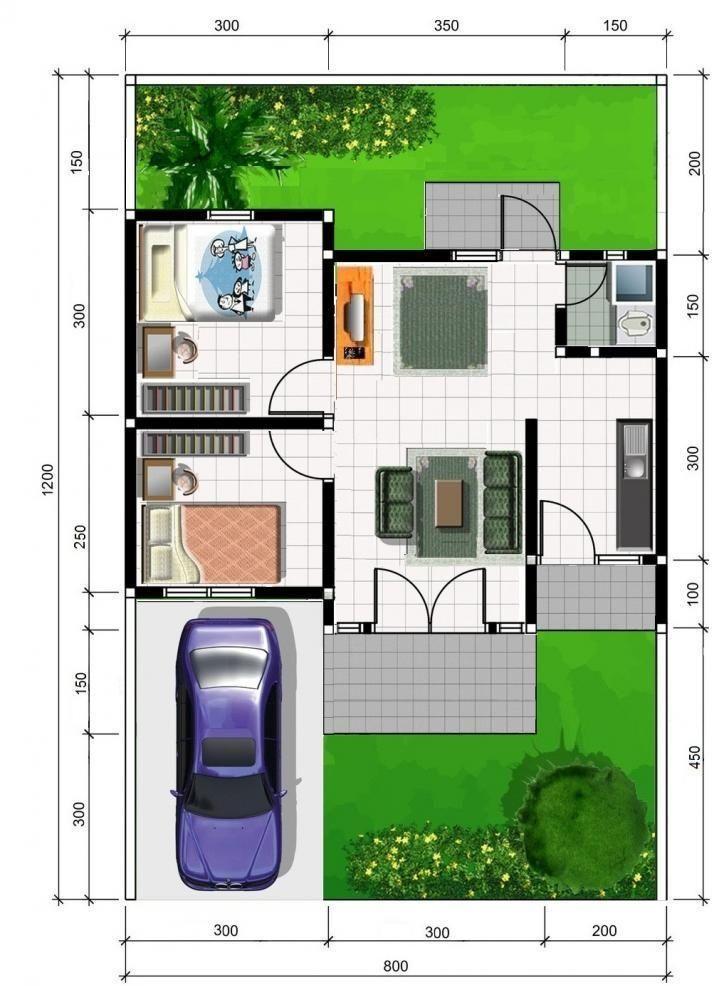 denah rumah minimalis tipe 36 tahun 2015 terbaru with regard to desain rumah sederhana biaya murah Desain Rumah Sederhana Dengan Biaya Murah Terbaru 2016