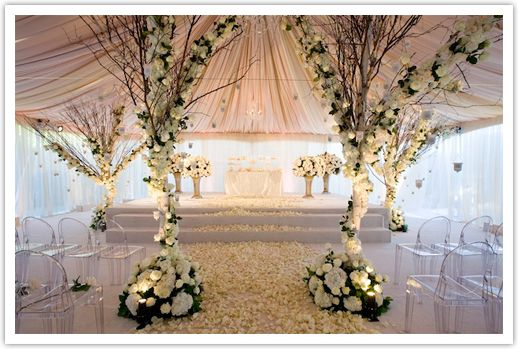 Indoor Ceremony Inspirations