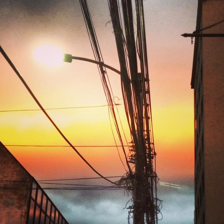 Temuco sunset