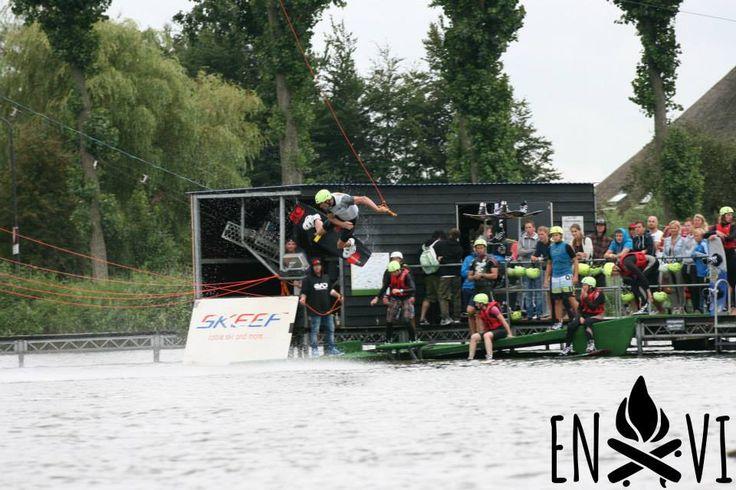 Wakeboarden: Clinics, Boardlife Festival, Lessen...  www.enviclinics.nl www.skeef.nl  #boardlife #festival #clinics #wakeboard #lessen #wakeboarding #skeef