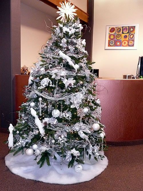 Christmas Decorations Theme 59 best christmas trees!!! images on pinterest | christmas time
