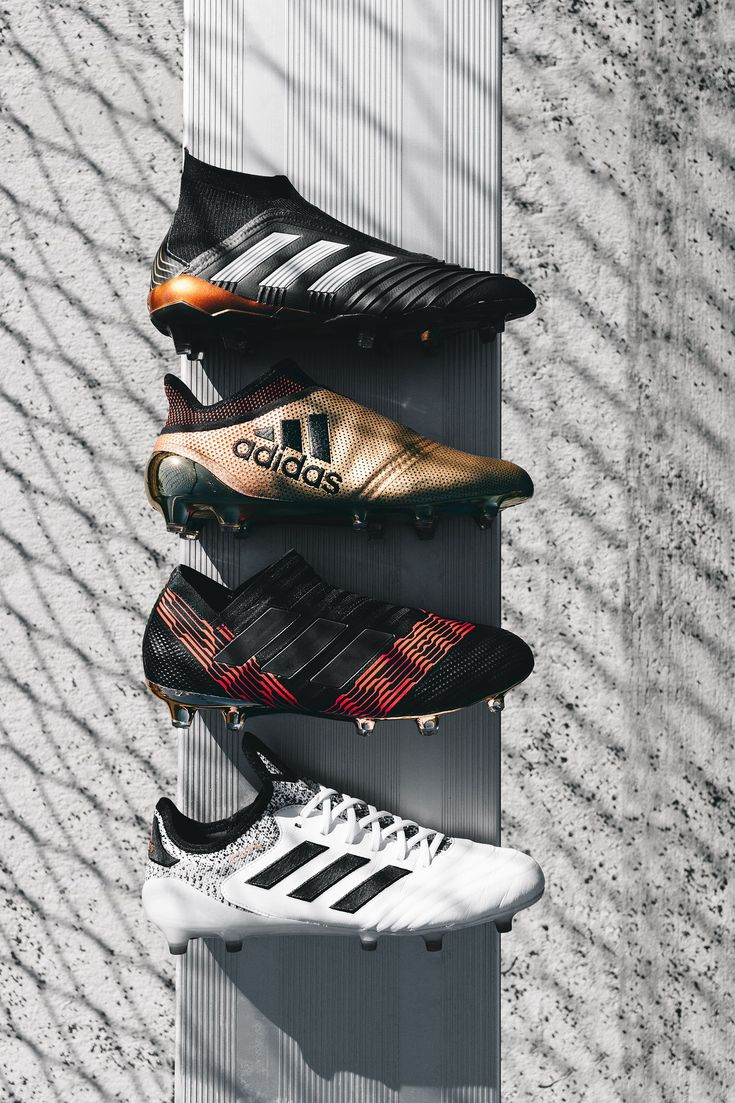 Built for the future ✨ Introducing the new Skystalker soccer cleats from adidas.