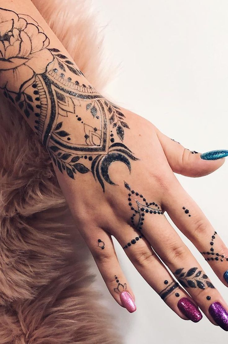 32 Free Henna Tattoo Design You Can Do Best Henna Drawings At Home New 2019 Page 12 Of 32 Eeasyknitting Com Henna Tattoo Designs Henna Tattoo Designs Hand Henna Tattoo Hand