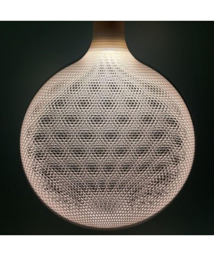 Lampada a sospensione stampa 3D | Details