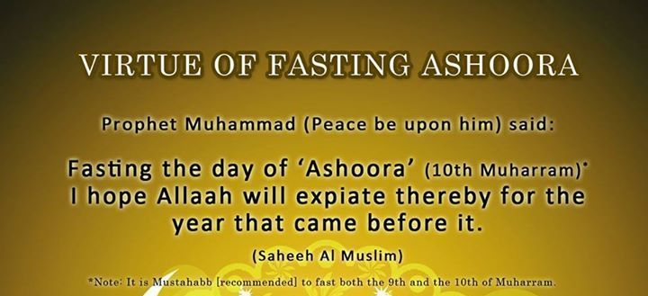 Ashura , 10 Muharram