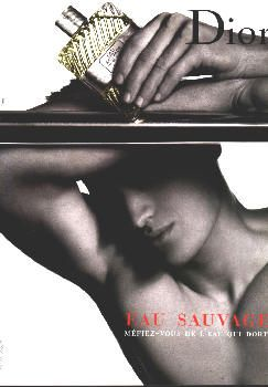 Eau Sauvage by Christian Dior.