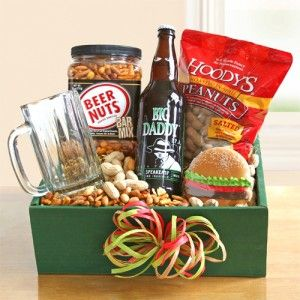 10 best men gift hampers images on pinterest gift baskets gift mr big stuff san francisco big daddy beer gift box by california delicious for negle Images