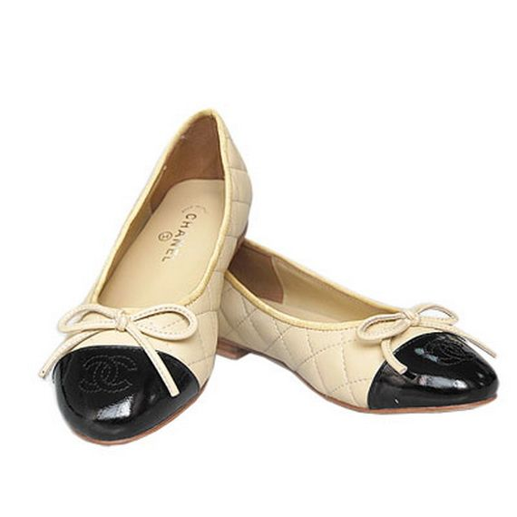 Coco Ballet Flats Leather Shoes