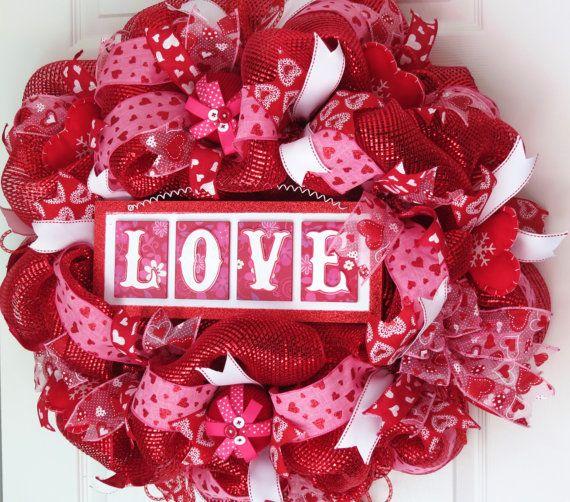 62 best deco mesh images on Pinterest | Deco mesh, Flower crown ...