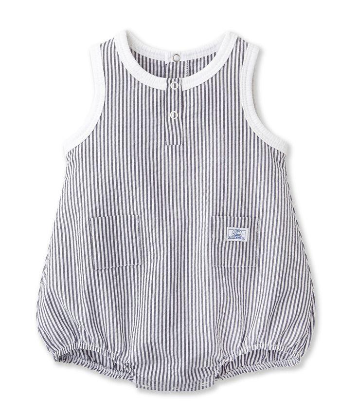 petit bateau sommerdragt drengetøj børnetøj gladerolligner babytøj