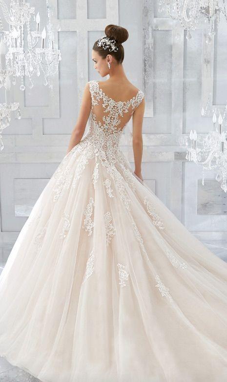 Featured Wedding Dress: Morilee by Madeline Gardner; Wedding dress idea.