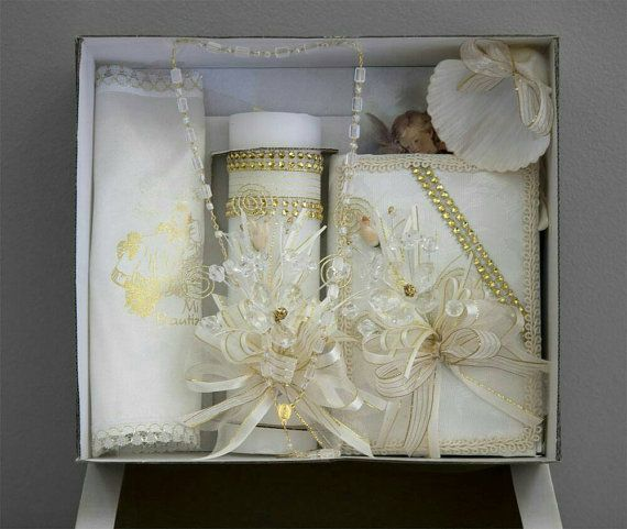 Check out this item in my Etsy shop https://www.etsy.com/listing/249462222/decorated-christeningbaptism-candle-gift