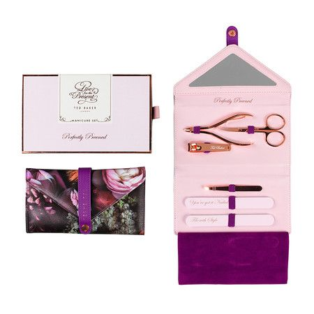 Ted Baker - Shadow Flora Manicure Set