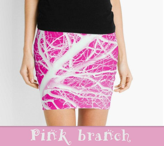 clothes for women hot pink skirt clothing for by TheCateEscape