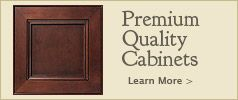 Faircrest (Camden Coffee) Premium Quality Cabinets