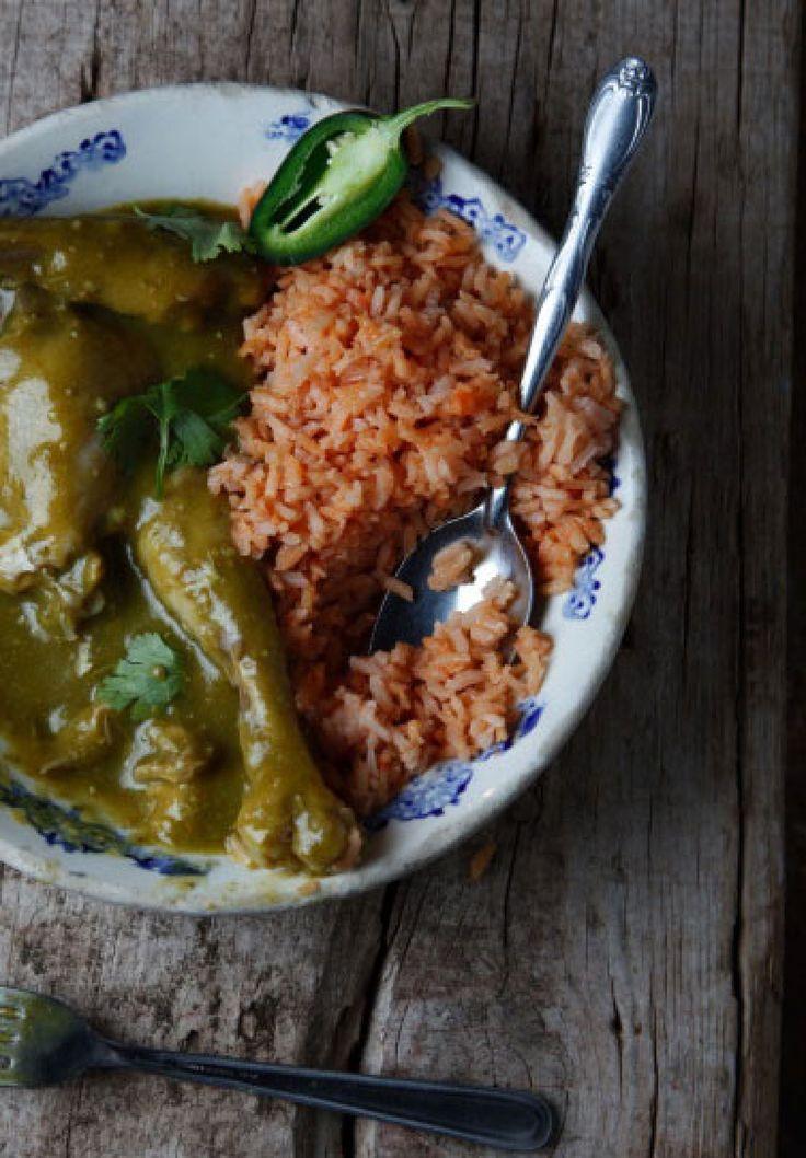 Arroz a la Mexicana @ http://www.saveur.com/article/Recipes/Arroz-a-la-Mexicana-Mexican-Rice