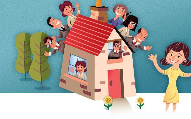 Consejos para vivir en un piso compartido