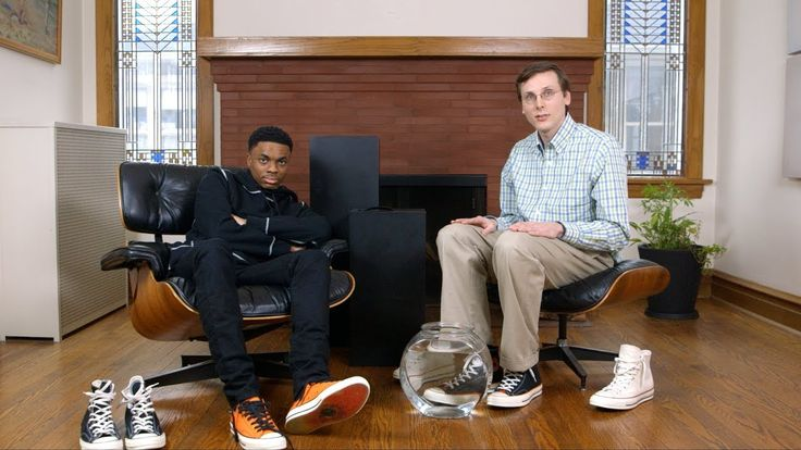 Vince Staples Talks About Vince Staples' Converse Sneaker