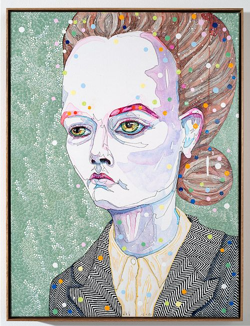 Del Kathryn Barton (born 1972) is an Australian artist, who won the 2008 and 2013 Archibald Prizes regarded as the most important portraiture prize in Australia. The Sydney based artist has a bachelor degree in Fine Arts and has held numerous solo...