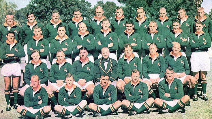 Introduction '56 - The McLook rugby collection